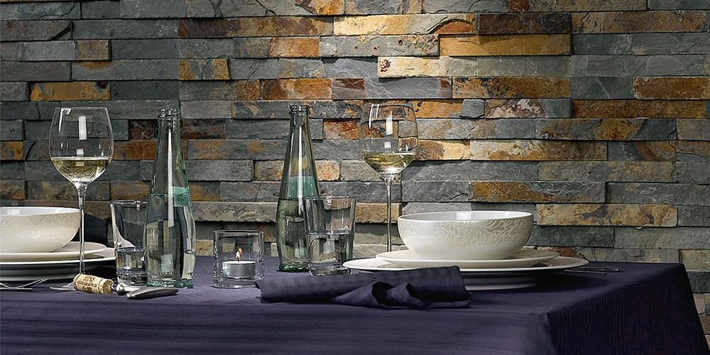 Charmant Brickstones An Der Wand